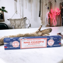 Rökelse, Satya Nag Champa