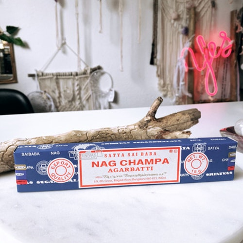 Rökelse, Nag Champa