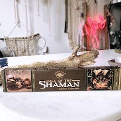 Rökelse, Call of the Shaman