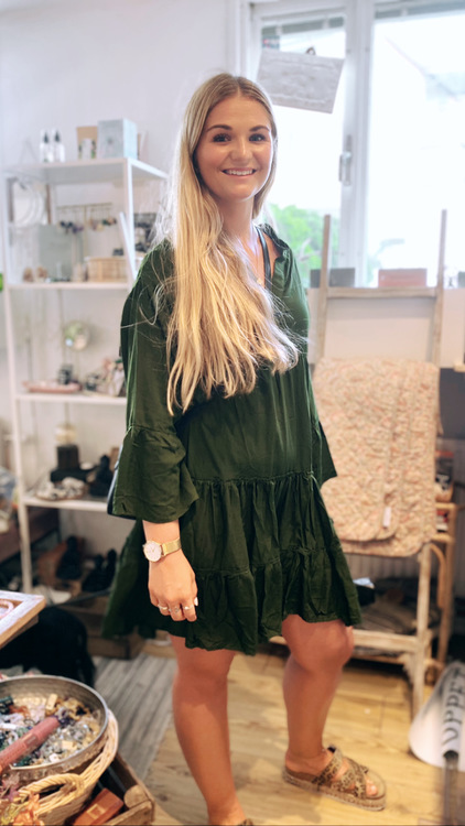 Tunika Mossgrön - Be You