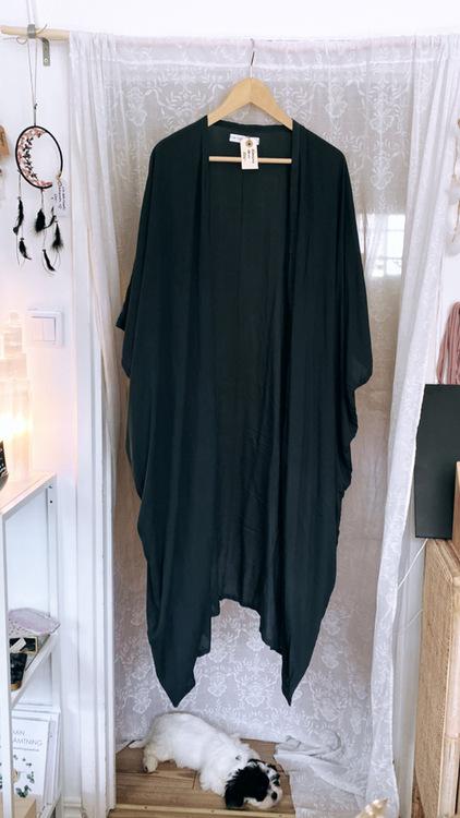 Kimono 120 cm Havsblå- Be You