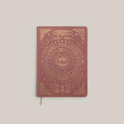 Magic of I pocket journal A6, Korall
