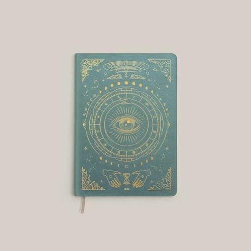 Magic of I pocket journal A6, Teal