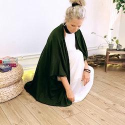 Kimono 120 cm Mossgrön- Be You