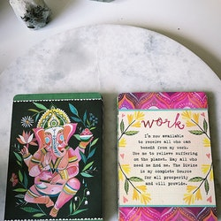 Wild offering oracle, orakelkort