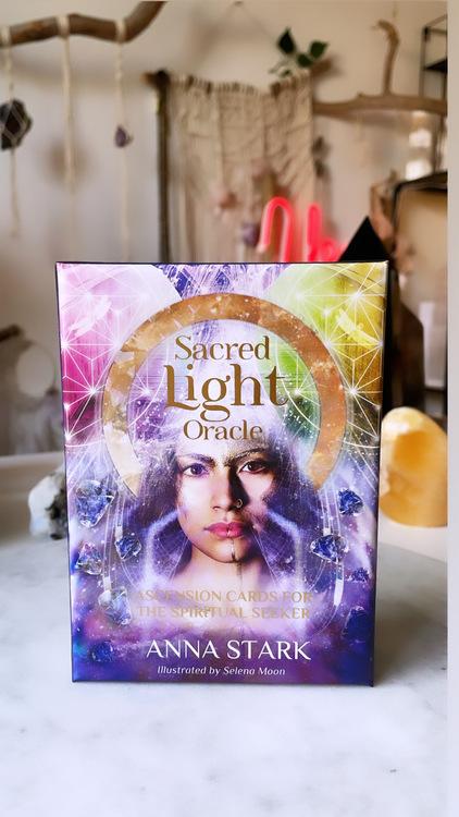 Sacred Light Oracle, Anna Stark