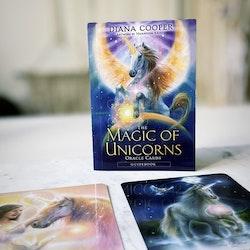 The Magic of Unicorns, orakelkort