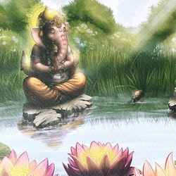 Whispers of Lord Ganesha, journal