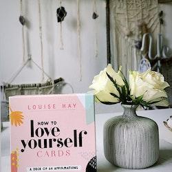 How to love yourself cards, orakelkort