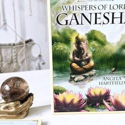 Whispers of Lord Ganesha, orakelkort