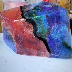 Kristalltvål - Fire Opal M