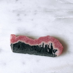 Rhodokrosit, slice