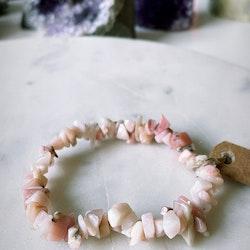 Armband Rosa Opal