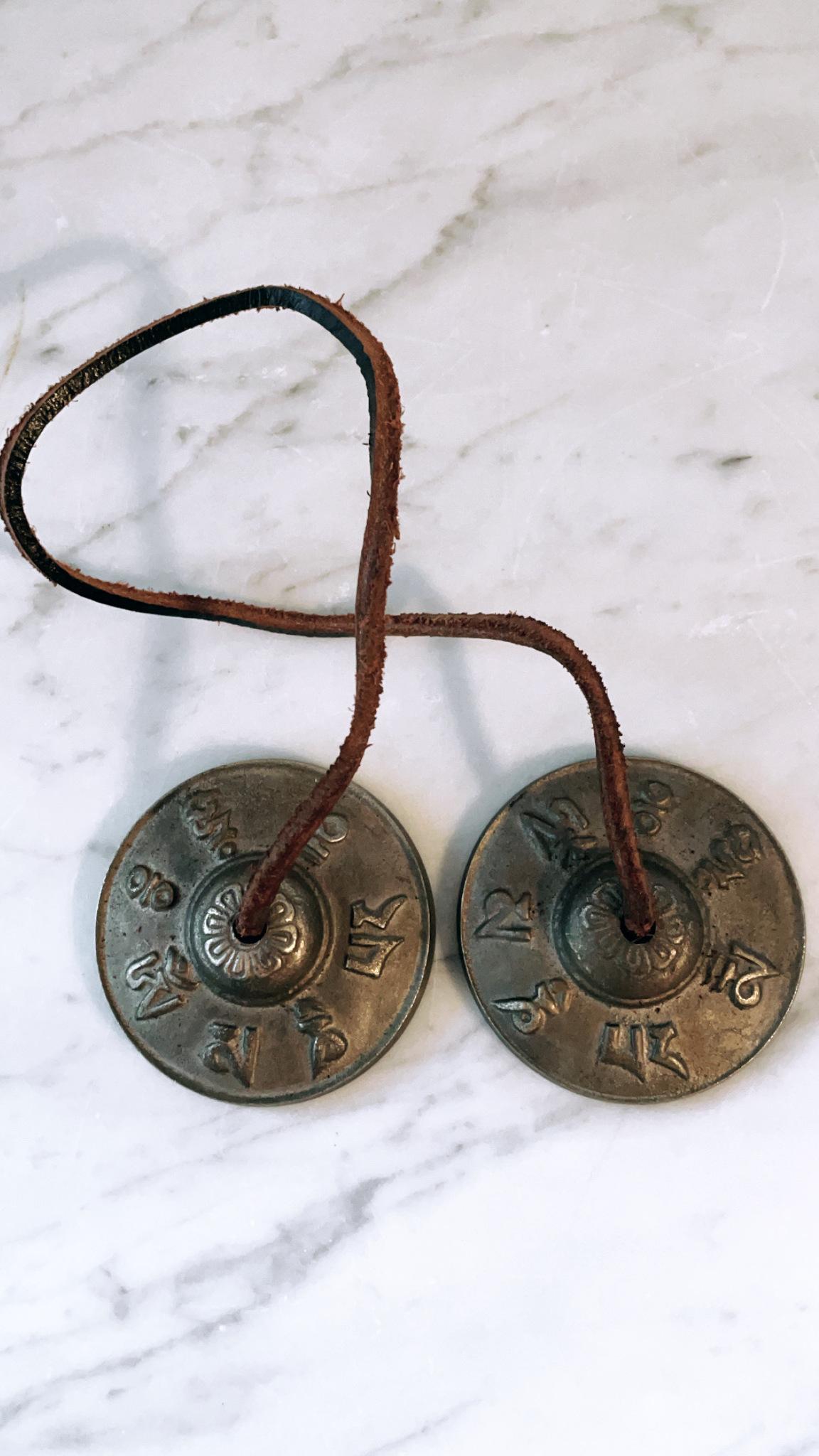Tingsha, klockor för meditation