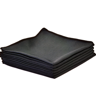 The Black Diamond - Glass Towel