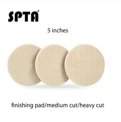 "SPTA Ull pads 125mm/5"""