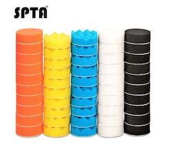 """SPTA 80mm / 3"""" Poleringsputer"""
