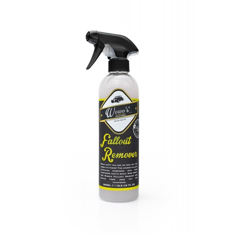 Wowos Fallout Remover