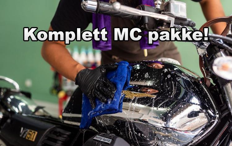 Komplett MC pakke