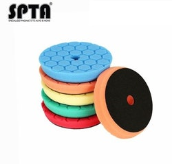 """SPTA Hex 125mm / 5"""" Poleringsputer"""