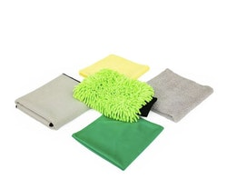 TRC Car Wash Microfiber Pakke