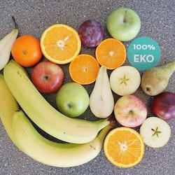 Fruktlåda Ekologisk ca 4 kg
