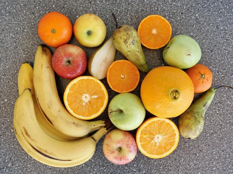 Fruktlåda Räddad ca 4 kg