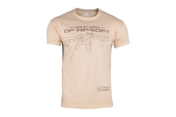 Specna Arms Shirt - Your Way of Airsoft Tan