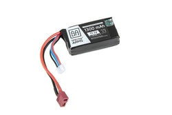 LiPo 11,1V 1300mAh 15/30C Battery - T-Connect (Deans)