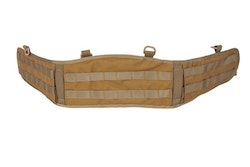 MOLLE Tactical Belt - Tan