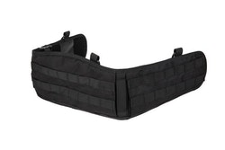 MOLLE Tactical Belt - Black