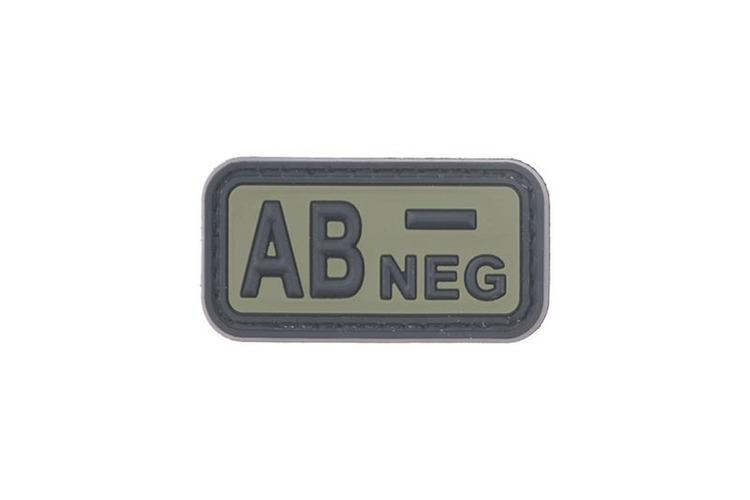 AB NEG - 3D Patch
