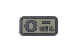 O NEG - 3D Patch