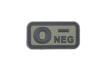 O NEG - 3D Patch
