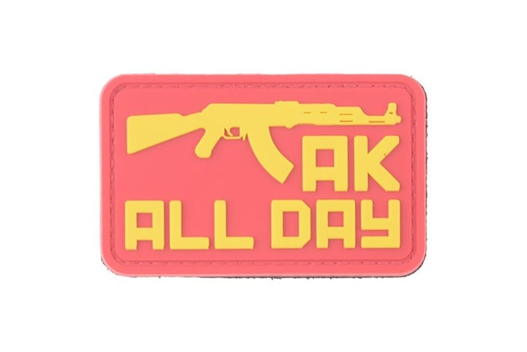 AK ALL DAY - 3D Patch