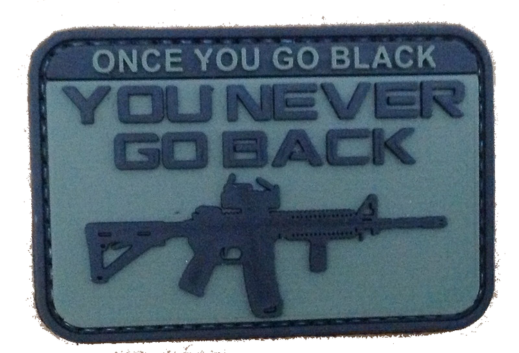 Patch 3D - You Never Go Back
