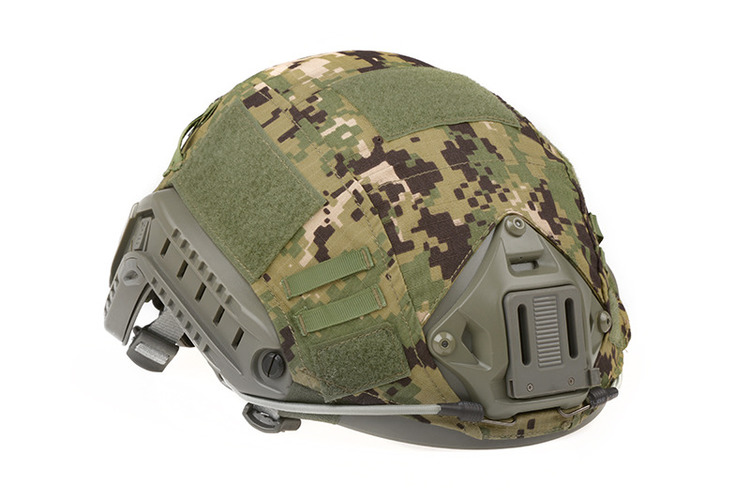 FAST helmet tactical cover - AOR2