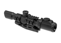 Assault Optic 1-4x28 Small Cross
