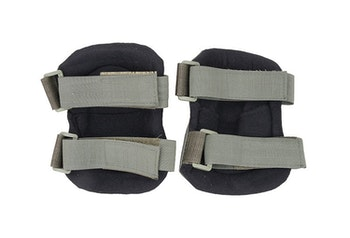 Set of elbow protection pads – Olive