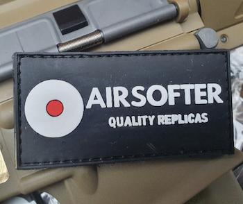 Airofter patch