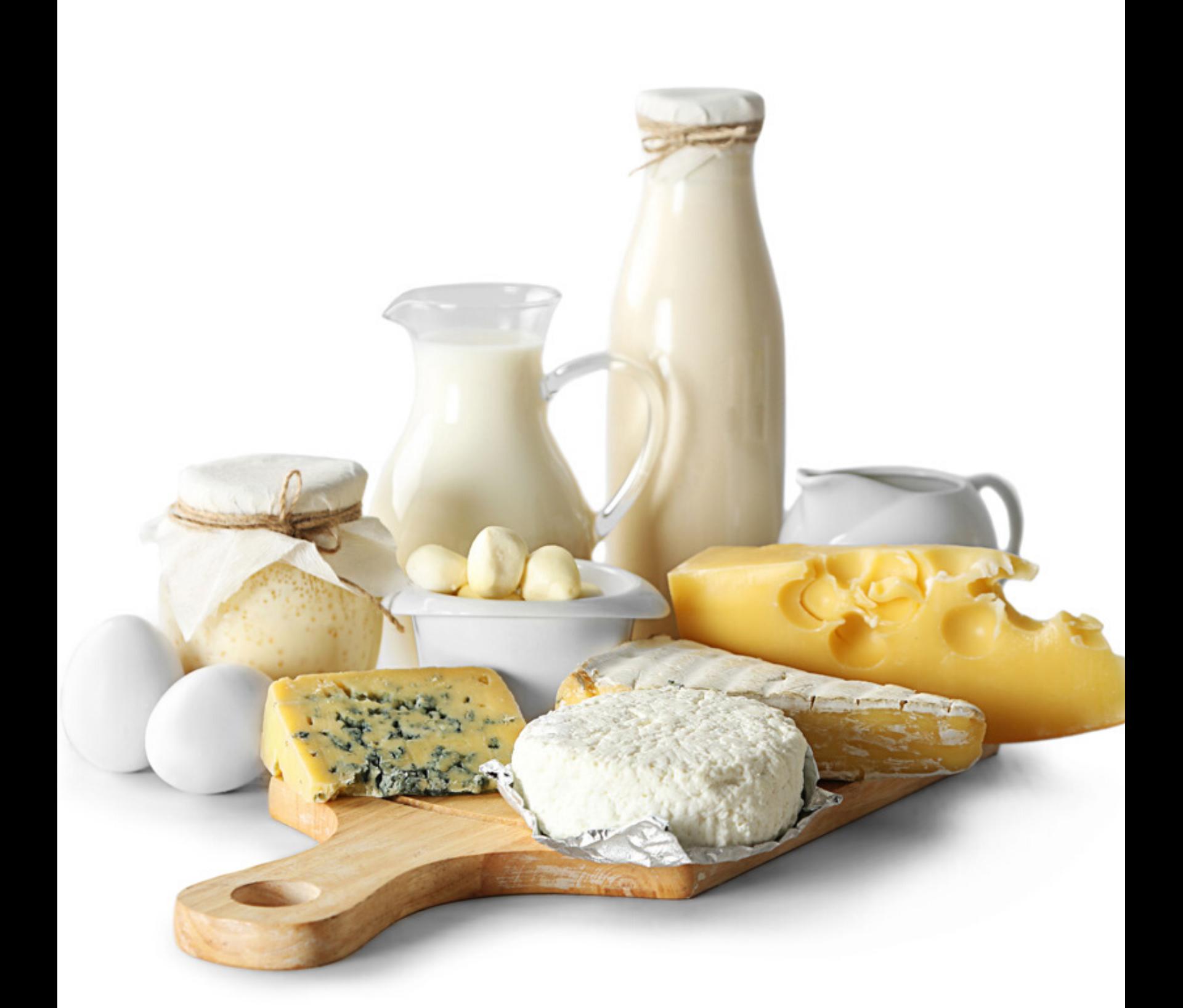 Mejeriprodukter - Fine Food Service i Sundsvall AB