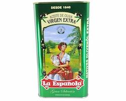 La Espaniola Extra Jungfruolivolja 5L