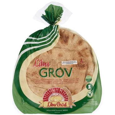 Liba bröd Grov