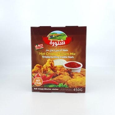 Chtoura Crispig Kyckling Färdig krydda Mix - Stark