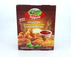 Chtoura Crispig Kyckling Färdig krydda Mix - Mild