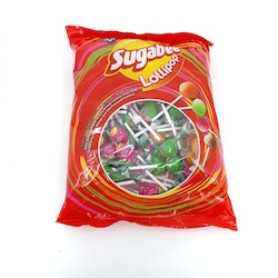 Sugabee Mix Klubbor 6g
