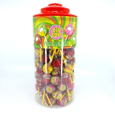 Sugabee Mix Klubbor Burk 18g