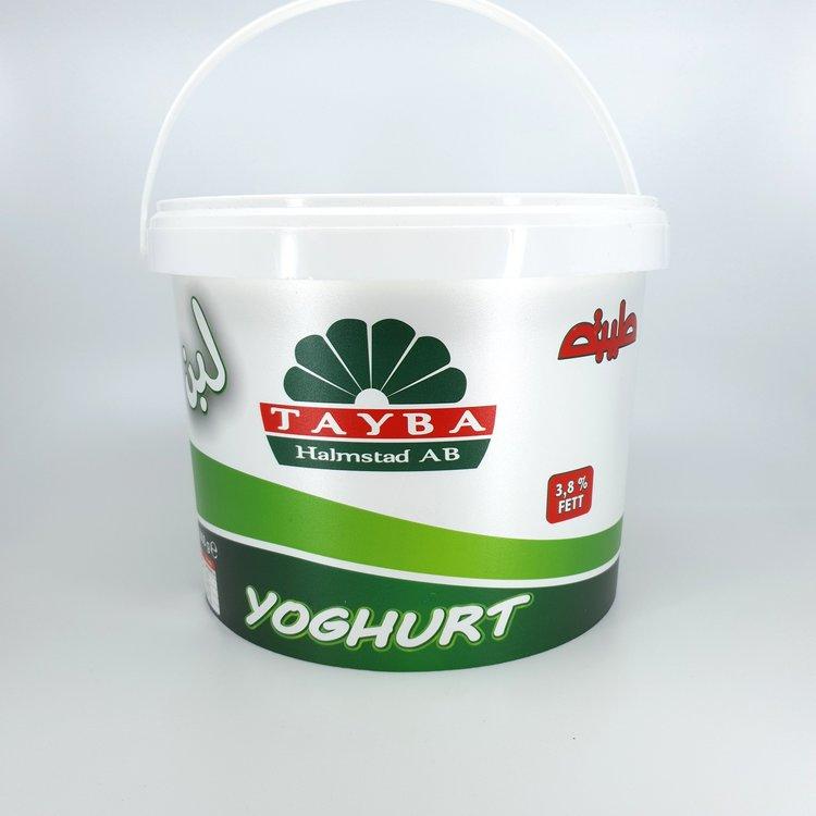 Tayba Yoghurt 3.8% 5Kg
