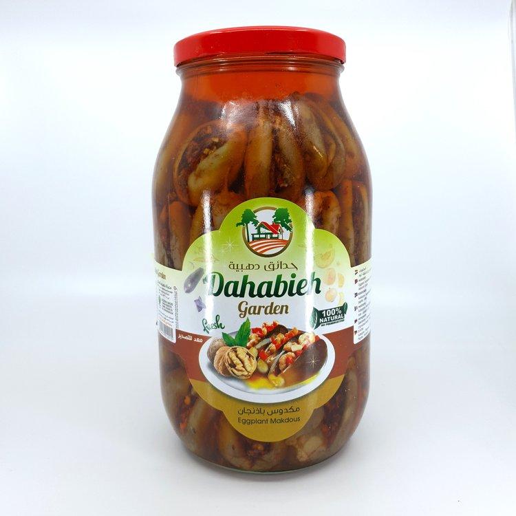 Dahabieh Aubergine Makdous 2800G