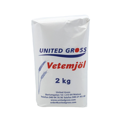 UNITED GROSS VETEMJÖL 2KG